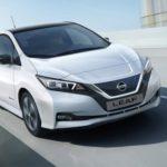 Nissan Leaf model