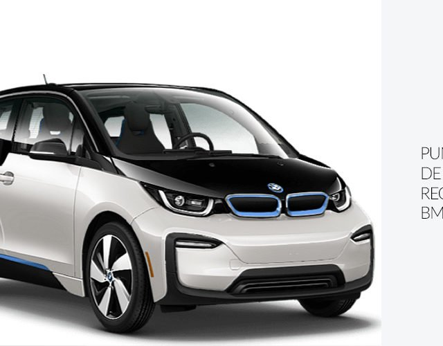 Charging Guide For The Bmw I3 V2c Electric Vehicle Supply Equipment