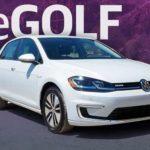 e-golf design