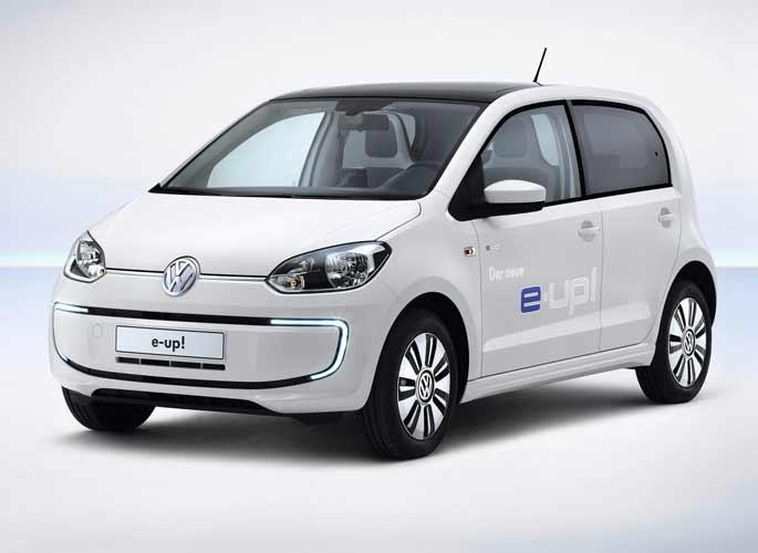 Volkswage e-Up! design