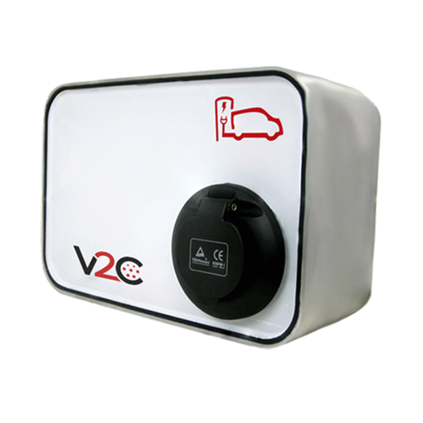 Electric vehicle new v2c