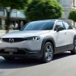 Mazda MX-30, coche eléctrico de 2020